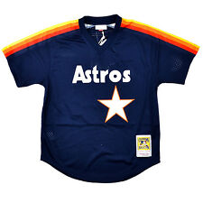 MITCHELL & NESS ASTROS  AUTHENTIC BP JERSEY