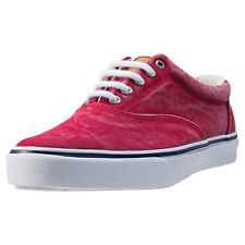 Sperry Striper Ll Cvo Mens Trainers Chilli Pepper New Shoes