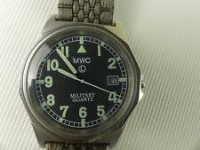 (ref165CZ H) Vintage Men's MWC Military Wristwatch For Spares or Repair