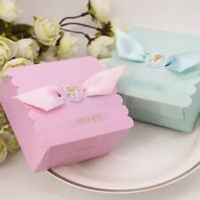 50 Its A Girl Boy Candy Gift Paper Boxes Baby Shower Birthday Party Favor