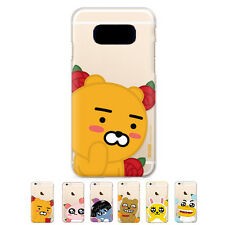 S2B Kakao Friends Flower Jelly Protect Slim Bumper Case For Samsung Galaxy S8+