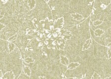 Vintage Bouquet Tea Dye Quilt Backing fabric by the metre / patchwork/quilting