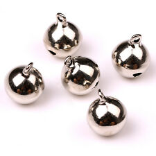 Exquisite Nickel and Copper Jingle Bells Charms Fit Christmas Surprise LD008