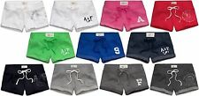ABERCROMBIE & FITCH WOMENS SHORTS SWEAT ATHLETIC GYM PANTS SHORT NWT A&F LOUNGE