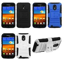 For Samsung Galaxy S2 Epic 4G Touch Kickstand Case New ( S 2 , SII , GS2 , II )