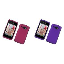 For Kyocera Event C5133 Hard Snap-On Rubberized Phone Skin Case Cover