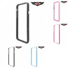 For Apple iPhone 6/6S Plus Bumper Frame Case Slim Thin Grip Impact Hard Cover