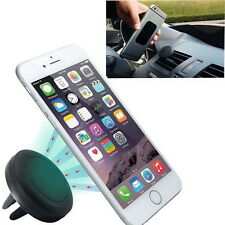 Universal Car Magnetic Air Vent Mount Holder Stand for Mobile Cell Phone GPS HT