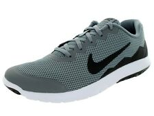 Nike Flex Experience RN 4 Mens Size Running Shoes Grey Black White 749172 006