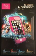 100% Authentic - LifeProof Fre WaterProof Case - Apple iPhone 6 SEALED NEW! PINK