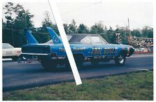 1970s Drag Racing-KARL GOULD/Tim Richards-1970 SS/EA Plymouth Hemi SUPERBIRD
