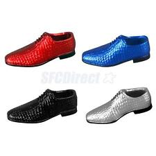 """1/6 Scale Mens Formal Dress Shoes for 12"""" Hot Toys Enterbay TTL Action Figures"""
