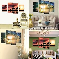 Large Canvas Huge Modern Home Wall Decor Art Oil Painting Picture Print Frame