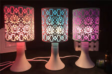 Essential Electric Oil Tart Warmer Burner Diffuser Lamp Touch Base Night Light