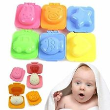 Funny Boiled Rice Egg Sushi Mold Bento Maker Sandwich Cutter Mould Mold