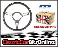 Classic Woodrim Steering Wheel To Fit Austin Mini (ALL ) Option Of Sizes