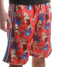 FLOW SOCIETY SLINKY DOG LACROSSE SHORTS YOUTH