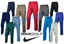 Nike 639779 Mens Flat Front Golf Tech Pants Relaxed Fit Dress Trousers - NWT $82
