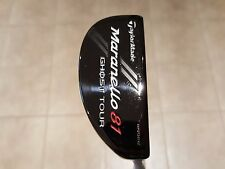 Taylormade Ghost Tour Maranello 81 Putter Tour Issue Black Shaft