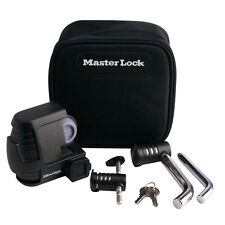 Master Lock 3794DAT Trailer Coupler, Receiver and Trailer Coupler Latch Lock