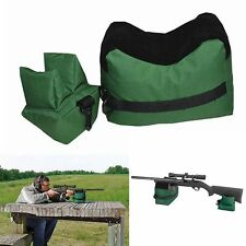 Front&Rear Heavy Duty Stand Rest Bag 600D Hunting Shooting Rifle Air Gun Target