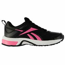 Reebok Pheehan 4 Running Shoes Womens Black/Pink Trainers Sneakers Sports Shoe