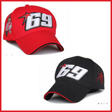 Moto Gp Baseball Cap Embroidered Race 69 Nicky Hayden Same Paragraph Hats