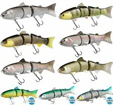 "SPRO Swimbait BBZ-1 8"" 20cm floating/slow sink/fast sink -all Colours NIP"