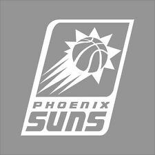 Phoenix Suns NBA Team Logo Color Vinyl Decal Sticker Car Window Wall