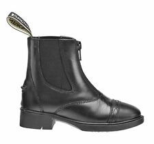 Brogini Tivoli Piccino Children�s Faux Leather Horse Pony Riding Short Yard Boot