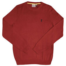 WeSC Anwar knitted Sweater Chilli Pepper