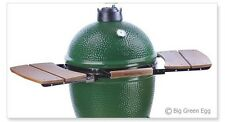 Big Green Egg Wooden Shelves EGG Mate for Med Large & XLarge Big Green Egg - EGG