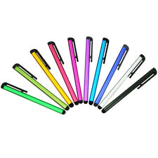 5x Universal Stylus Metal Touch Pen for Apple iPad 5 4 iPad Mini Air Pro iPhone