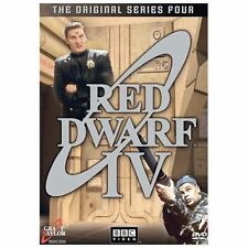 Red Dwarf - Series 4 (DVD, 2004, 2-Disc Set)