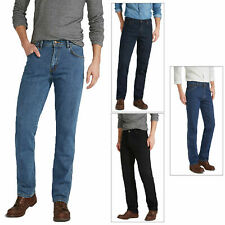 Wrangler Mens Texas Iconic New Designer Stretch Fit Jeans Original Western Pants