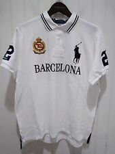 Polo Ralph Lauren Custom Fit BARCELONA City Shirt Big Pony/Crest