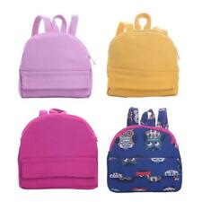 Fashion Dolls Schoolbag Mini Backpack Accessories for 18 inch American Girl Doll