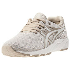 Asics Onitsuka Tiger Gel-kayano Evo Womens Trainers Beige New Shoes