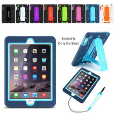 COVER HEAVY DUTY SHOCK PROOF STAND CASE FOR APPLE iPad 4/3/2 MINI AIR KIDS