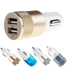 Dual 3.1A 2 Port USB Universal Auto Car Charger Adapter for Cellphones Portable