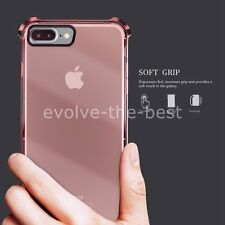 Transparent Crystal Clear Case for iPhone 6S 7 Plus Case Gel TPU Soft Cover Skin