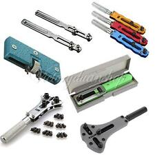 Adjustable Watch Back Case Wrench Opener Remover Repair Kits Tool For Watchmaker