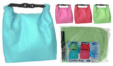 Small 1 Litre Insulated Cool Bag Sandwich Bag Lunch Bag School Beach Picnic