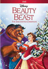 Beauty and the Beast: An Enchanted Christmas (DVD, 2016)  Disney  Brand NEW