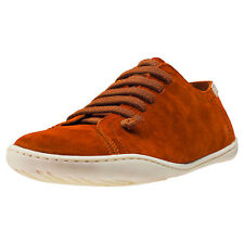 Camper Peu Cami Womens Shoes Tan White New Shoes