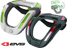 EVS R4K Pro Race Koroyd Neck Brace Collar Support Dirt Bike Karting Youth-Adult