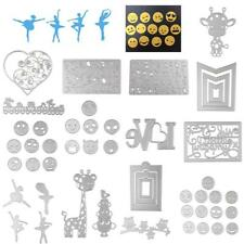 Novelty Metal Cutting Dies Stencil DIY for Scrapbooking Embossing Album Paper