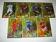 Panini Adrenalyn XL Champions League 2011/2012 Rare Master and Top Master Cards