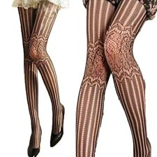 Hippie Fishnet Tights Stockings Vintage Sexy Hosiery Pantyhose