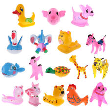 30-50cm Inflatable Zoo Animal Kids Party Decoration Pool Beach Toy Blow Up